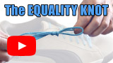Watch video: Equality Knot campaign – PUMA x Professor Shoelace