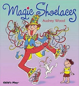 Magic Shoelaces Book